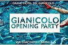 GIANICOLO OPENING PARTY